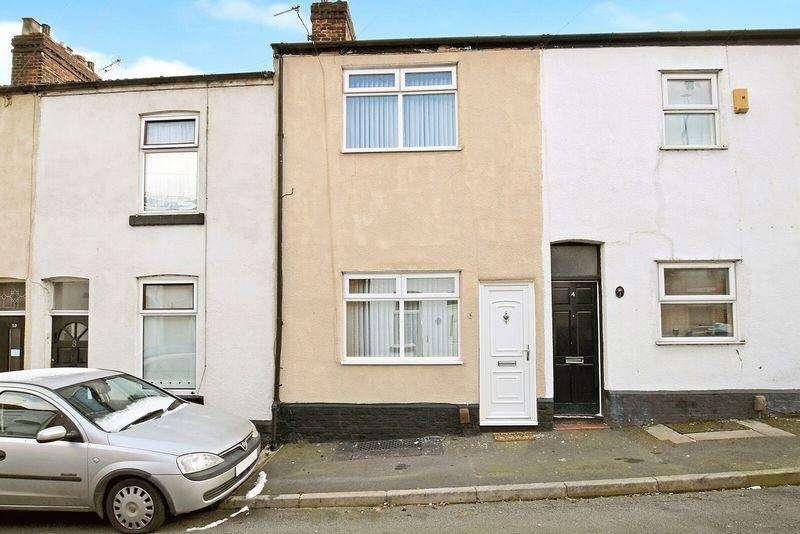 3 Bedrooms Terraced House for sale in Greek Street, Runcorn