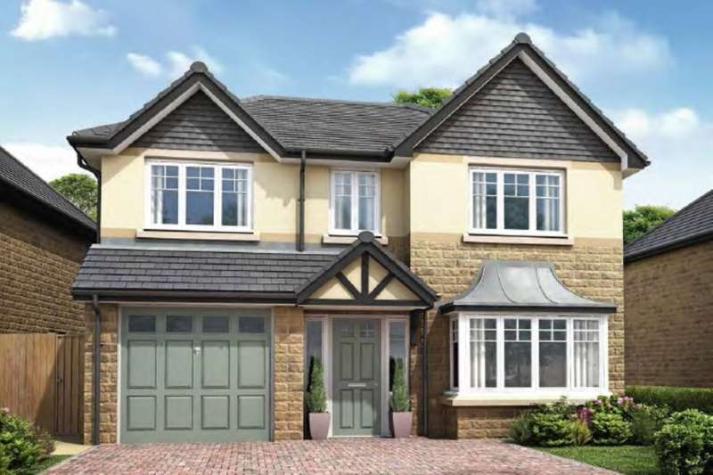 4 Bedrooms Detached House for sale in The Beantley Southfield Grange, Weavers Mill Way, New Mill, Holmfirth, HD9