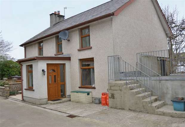 5 Bedrooms Detached House for sale in Cave Road, Cushendun, Ballymena, County Antrim