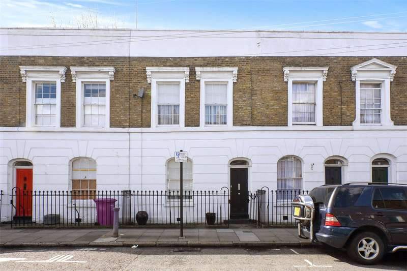 2 Bedrooms House for sale in Bromley Street, London, E1