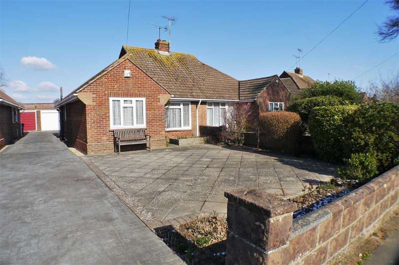 2 Bedrooms Bungalow for sale in Palatine Road, Worthing