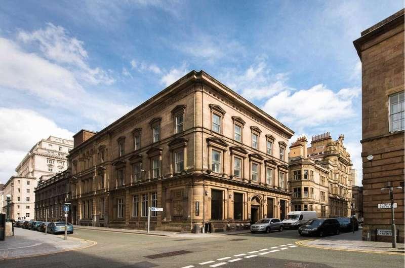 2 Bedrooms Apartment Flat for sale in Fenwick Street, Liverpool