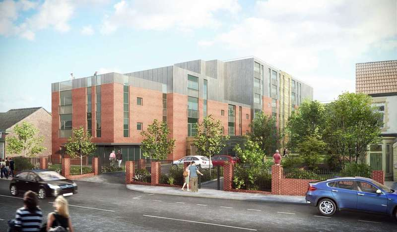 2 Bedrooms Flat for sale in Carriage Grove, Bootle