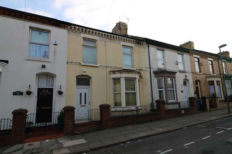 3 Bedrooms House for sale in Dacy Road, Liverpool