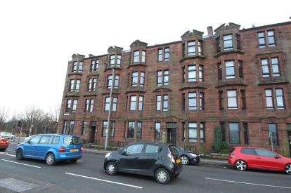 2 Bedrooms Flat for sale in Shettleston Road, Glasgow