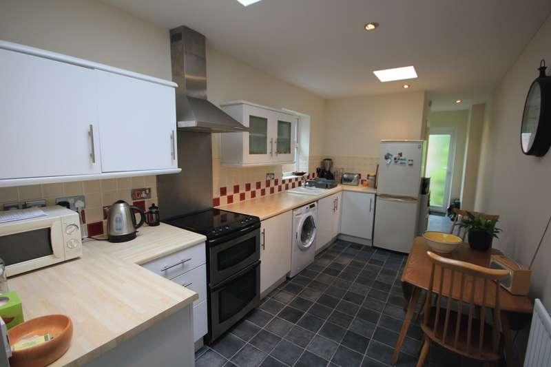2 Bedrooms Terraced House for sale in Blenheim Gardens, Reading, RG1