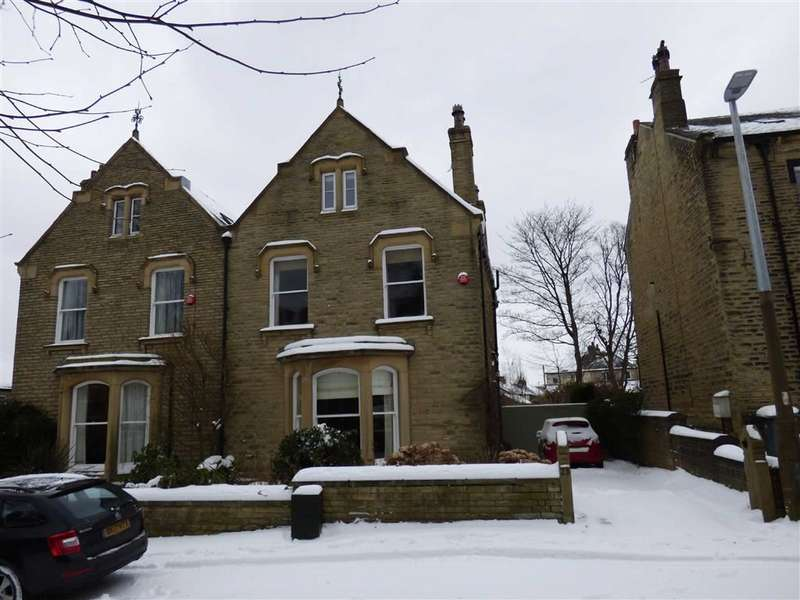 5 Bedrooms Semi Detached House for sale in Cleveland Road, Edgerton, Huddersfield