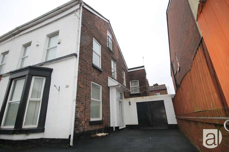 4 Bedrooms Semi Detached House for sale in Laburnum Road Fairfield L7