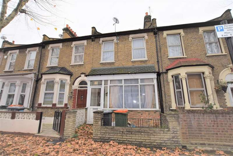 2 Bedrooms Terraced House for sale in Denbigh Road, London, E6 3LD