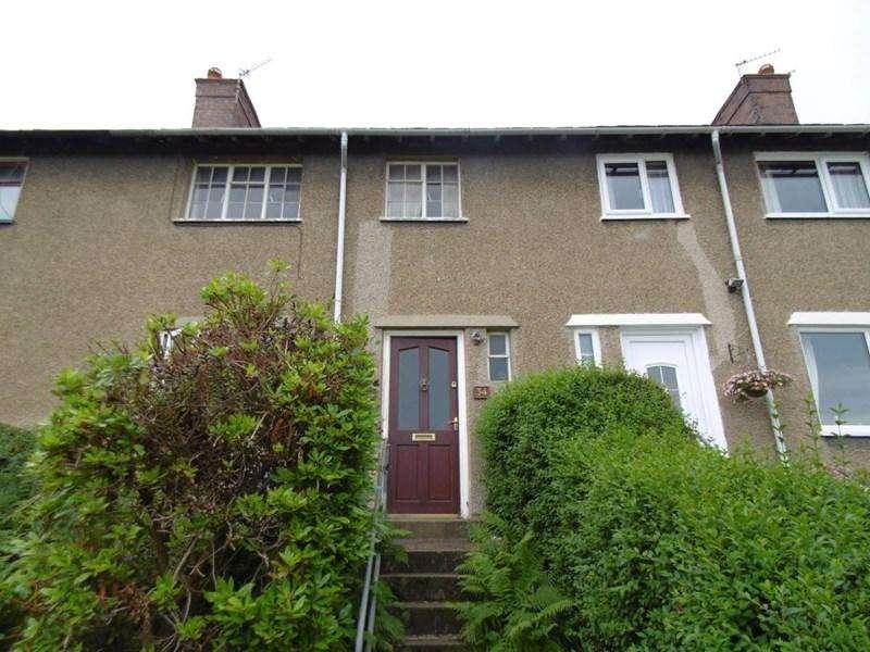 3 Bedrooms Terraced House for sale in 34 Gwynan Road, Penmaenmawr