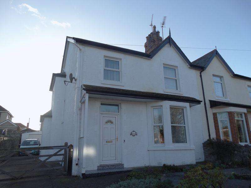 5 Bedrooms Semi Detached House for sale in Llandudno Road, Colwyn Bay