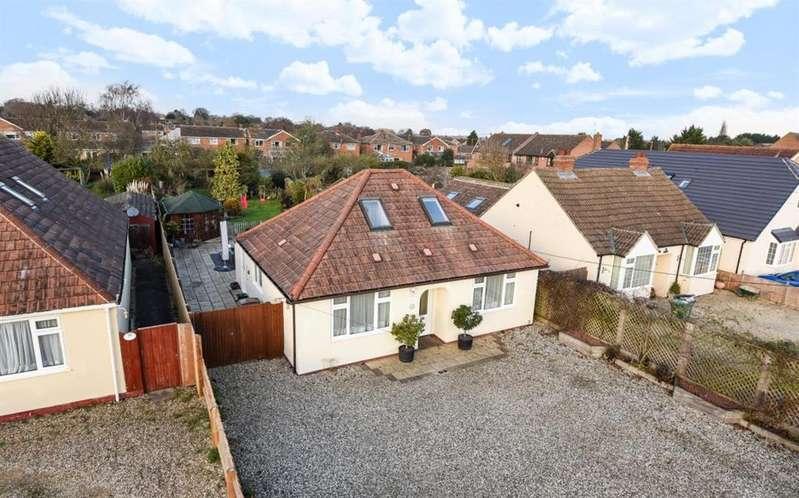 4 Bedrooms Detached Bungalow for sale in Foxborough Road, Abingdon