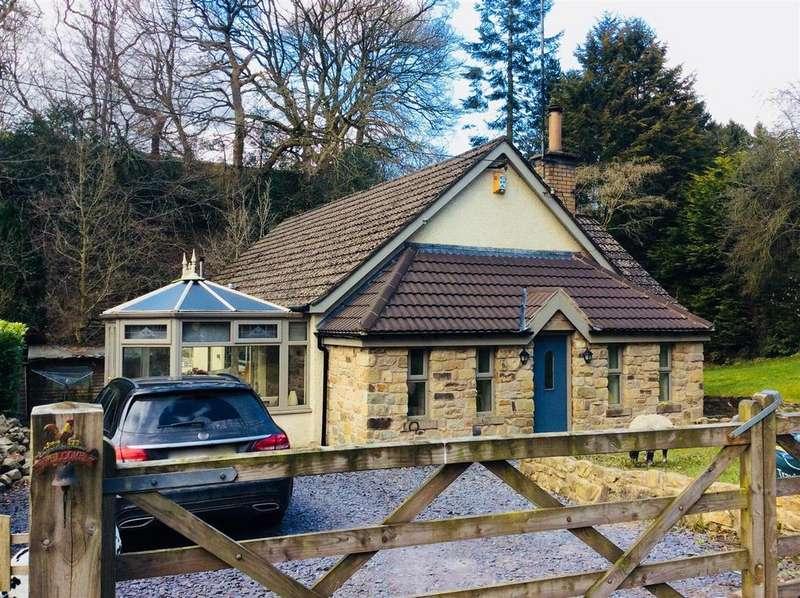 3 Bedrooms Detached Bungalow for sale in The Dene, Hurst Green