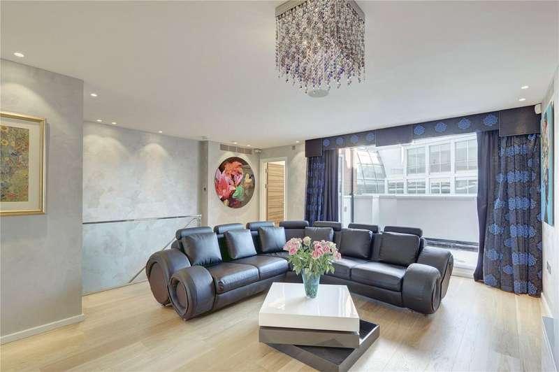 3 Bedrooms Penthouse Flat for sale in Conduit Street, Mayfair, London, W1S