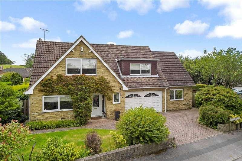 6 Bedrooms Detached House for sale in Blackthorn Lane, Burn Bridge, Harrogate, North Yorkshire