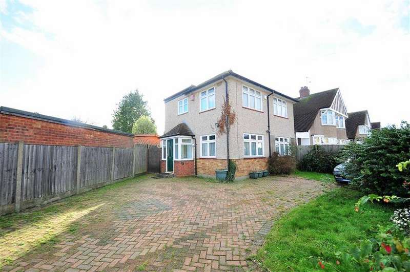 3 Bedrooms Detached House for sale in Northumberland Avenue, Welling