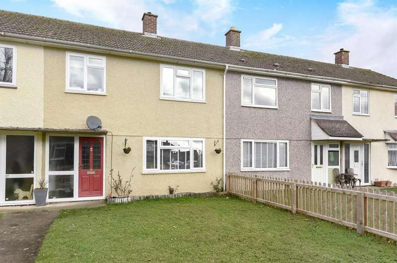 3 Bedrooms Terraced House for sale in Cotman Close, Abingdon