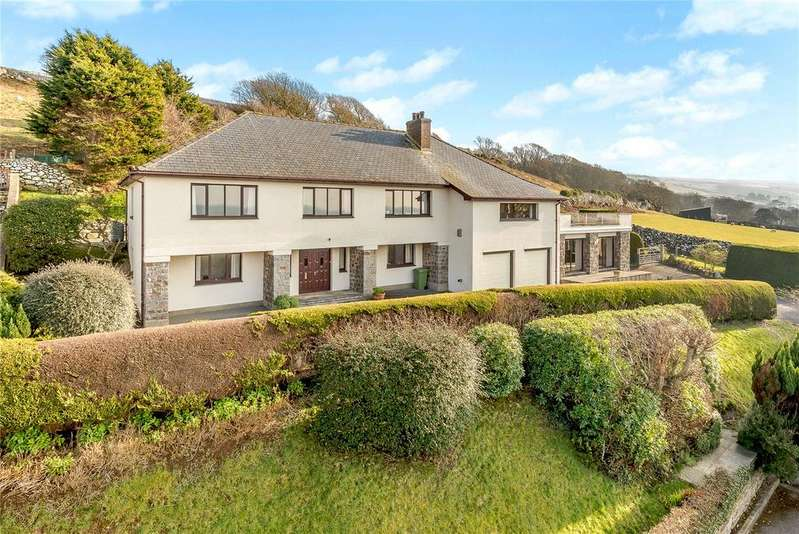 4 Bedrooms Detached House for sale in Stad Gwastadgoed Isaf, Llwyngwril, Gwynedd