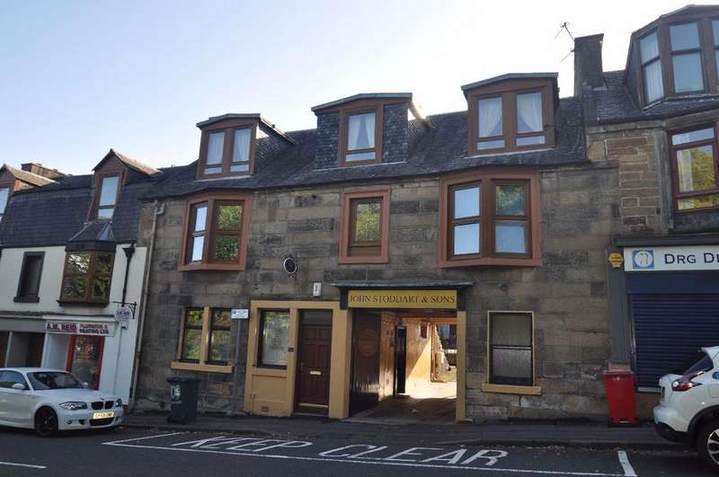 2 Bedrooms Flat for rent in Top floor flat, 107 New Row, Dunfermline, KY12 7DZ