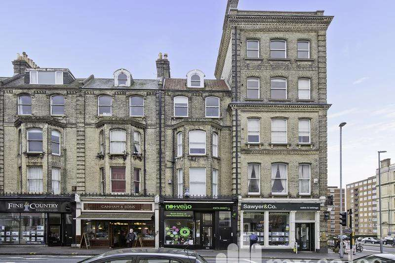 2 Bedrooms Block Of Apartments Flat for sale in Church Road, Hove, BN3