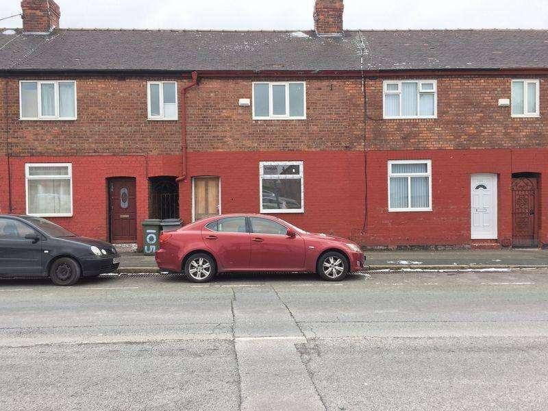 2 Bedrooms Terraced House for sale in 107 Cleveland Street, Birkenhead