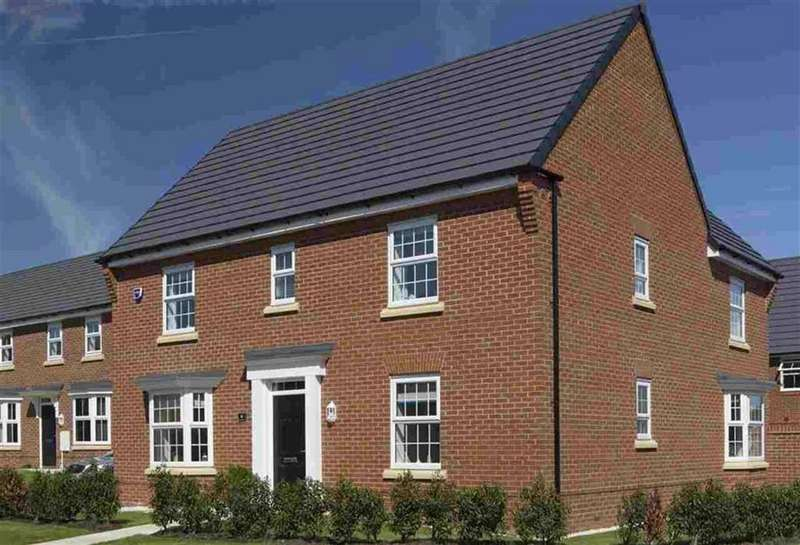 4 Bedrooms Detached House for sale in Gilberts Cross, Moss Lane, Sandbach