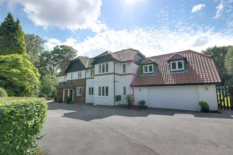 5 Bedrooms Detached House for sale in Kemp Road, Swanland, North Ferriby