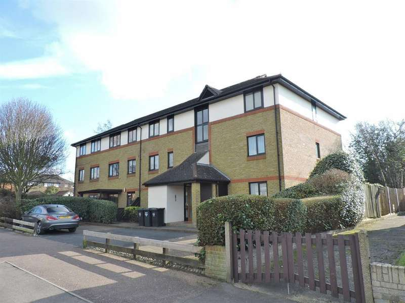 2 Bedrooms Flat for sale in Louvain Road, Greenhithe, DA9 9DZ