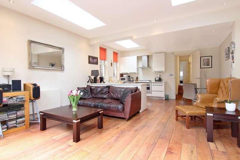2 Bedrooms Flat for sale in Haldon Road, London