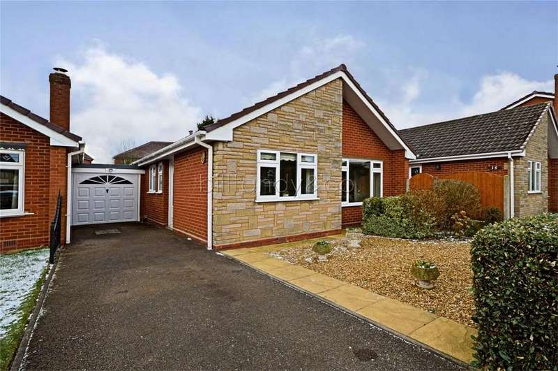 2 Bedrooms Detached Bungalow for sale in Trent Close, BURNTWOOD, Staffordshire