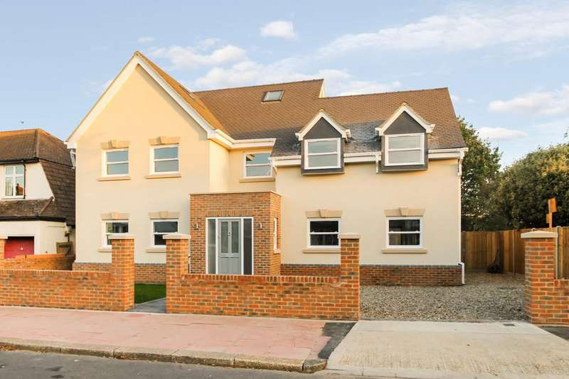 5 Bedrooms Detached House for sale in Surbiton