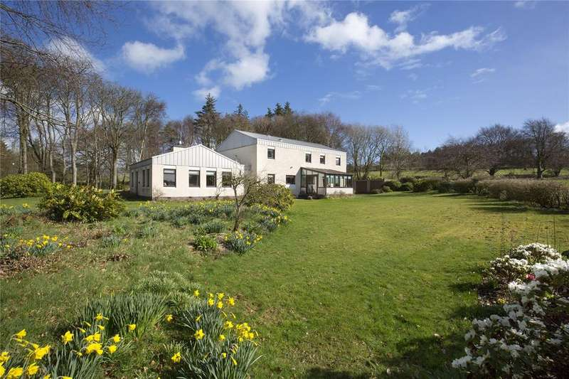 5 Bedrooms Detached House for sale in Linlithgow Hill, Linlithgow, West Lothian, EH49