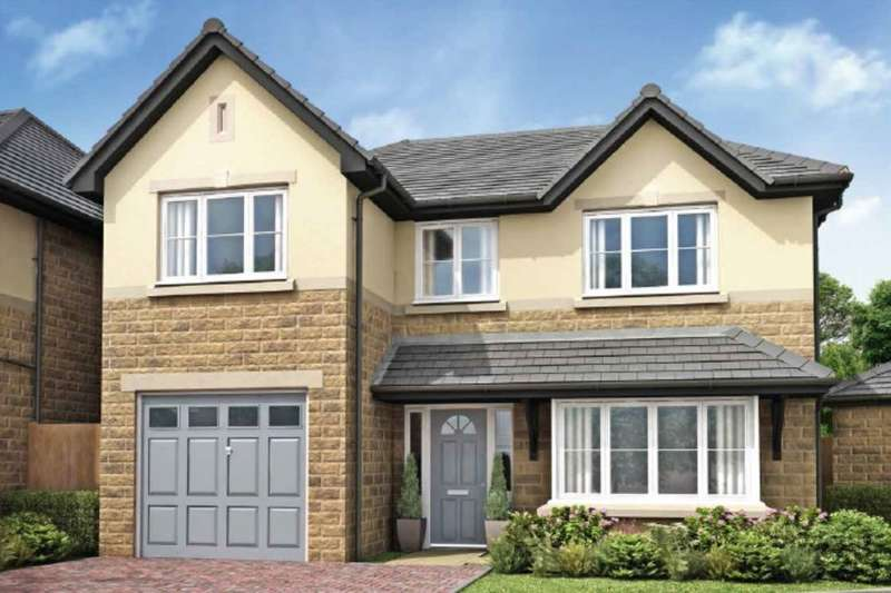 4 Bedrooms Detached House for sale in The Orchards, St. Marys Avenue, Netherthong, Holmfirth, HD9