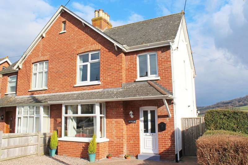 3 Bedrooms Semi Detached House for sale in Frys Lane, Sidford, Sidmouth, EX10