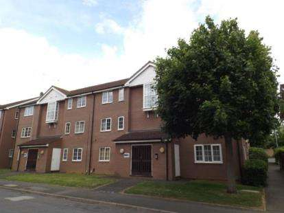 2 Bedrooms Flat for sale in Countess Road, St. James, Northampton, Northamptonshire