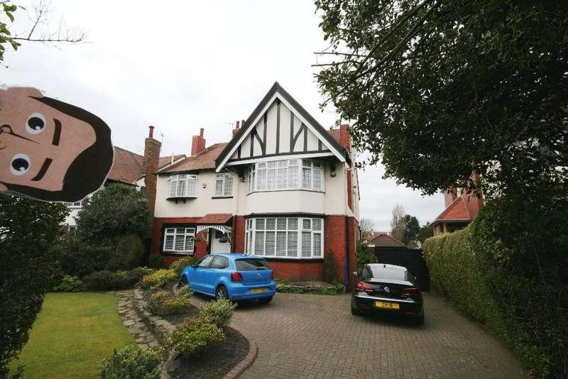 5 Bedrooms Detached House for sale in Brocklebank Road, Hesketh Park, Southport, PR9 9LL