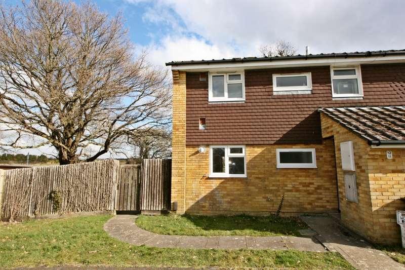 1 Bedroom Ground Flat for sale in Heath Gardens, Butlocks Heath, Southampton, SO31 5FL