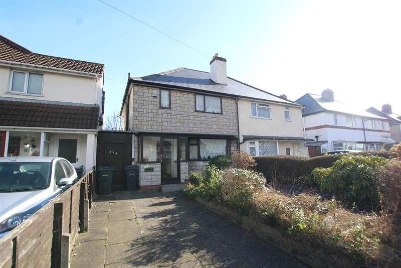 3 Bedrooms Semi Detached House for sale in Aldridge Road, Perry Barr, Birmingham, West Midlands