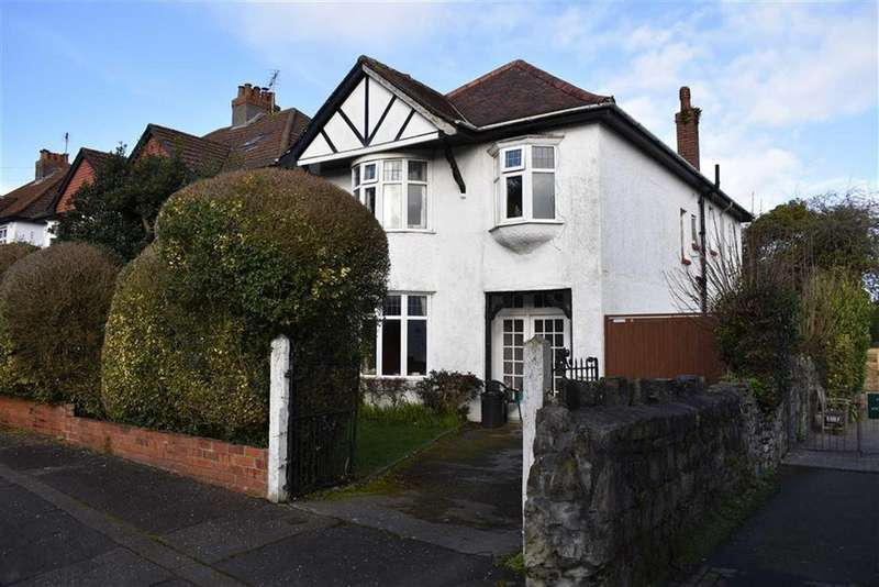 4 Bedrooms Detached House for sale in Norton Road, Swansea, SA3