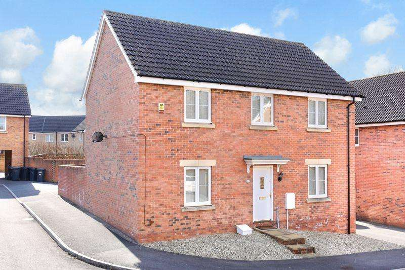 4 Bedrooms Detached House for sale in Westbury Leigh