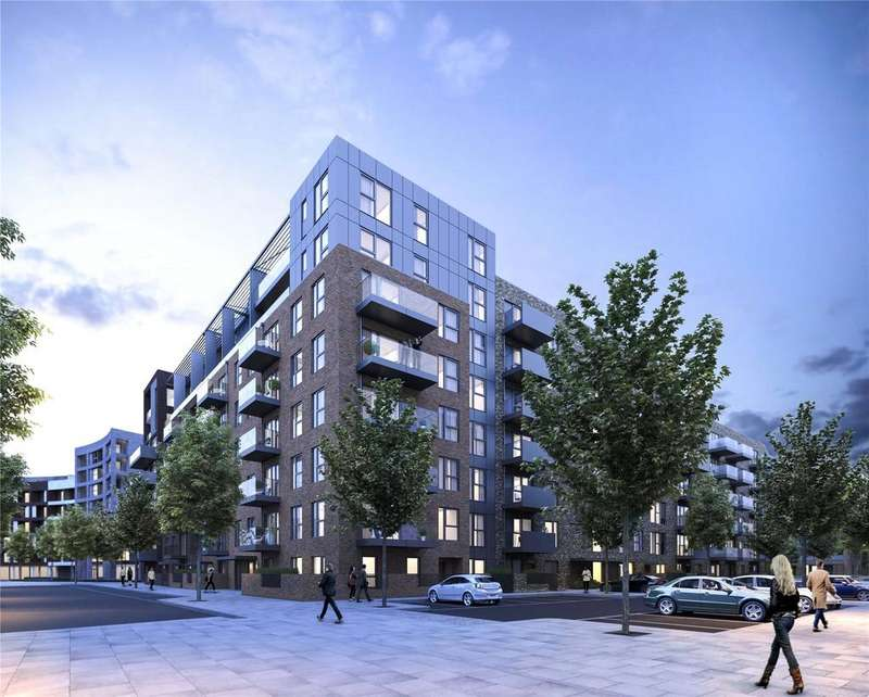 1 Bedroom Flat for sale in Singapore Road, London, W13