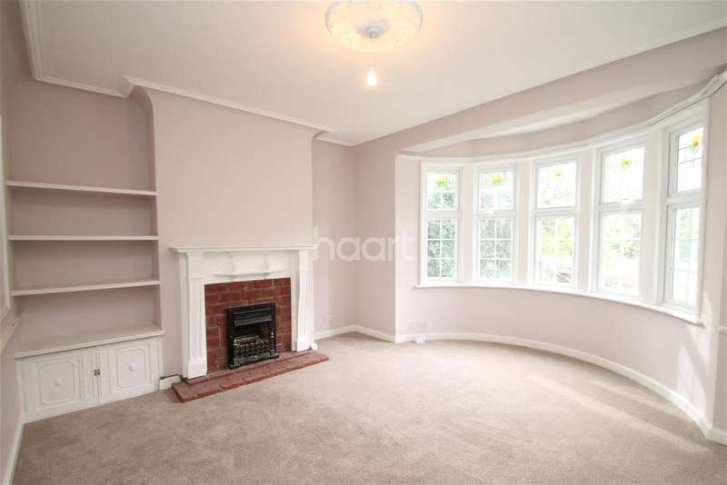 4 Bedrooms Semi Detached House for rent in Thorpe Hall Avenue