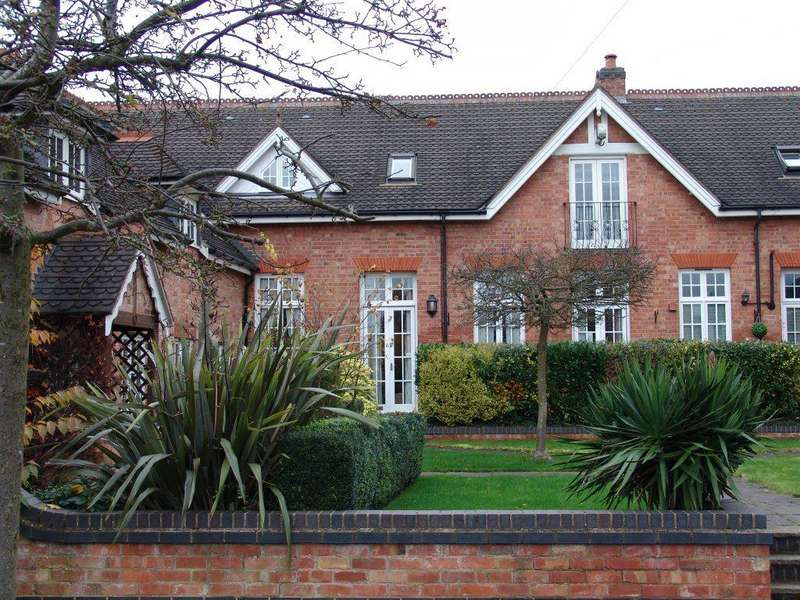 3 Bedrooms House for rent in The Stables, Grange Court, Ruddington