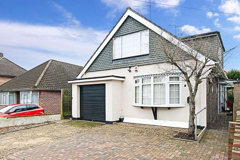 3 Bedrooms Detached House for sale in Marlborough Road, Pilgrims Hatch, Brentwood
