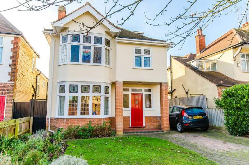 4 Bedrooms Detached House for sale in Gilbert Road, Cambridge