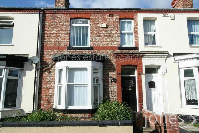 3 Bedrooms Terraced House for sale in Zetland Road Stockton on Tees TS19 0EQ
