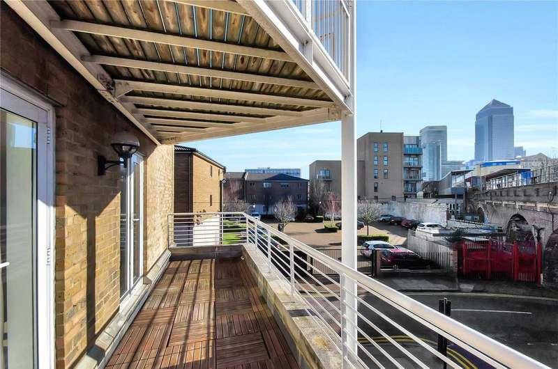 2 Bedrooms House for sale in Grenade Street, Docklands, E14