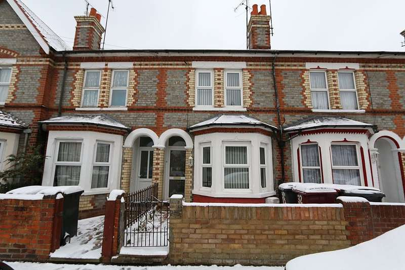 3 Bedrooms Terraced House for sale in Manchester Road, Reading, Berkshire, RG1 3QN