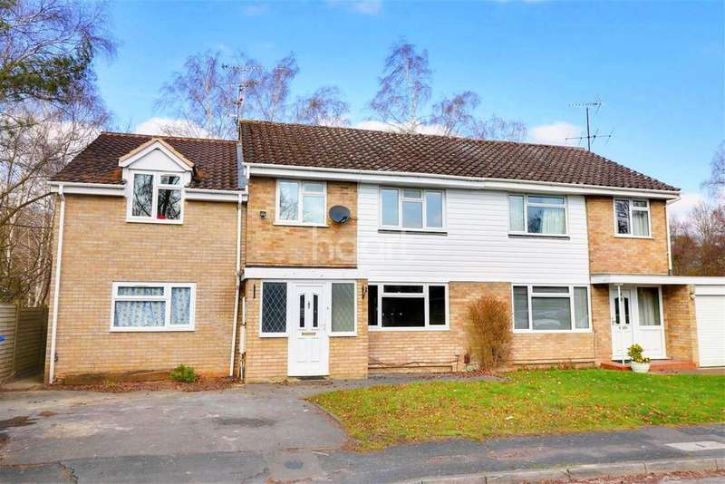 3 Bedrooms Semi Detached House for rent in Fieldway