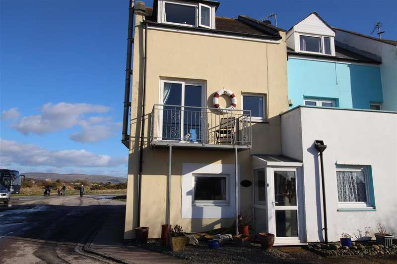 3 Bedrooms End Of Terrace House for sale in The Front, HAVERIGG